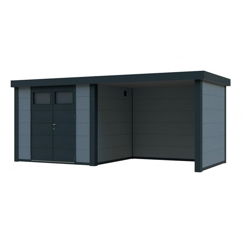 armoire de terrasse pepe 88 x 50 direct abris. Black Bedroom Furniture Sets. Home Design Ideas