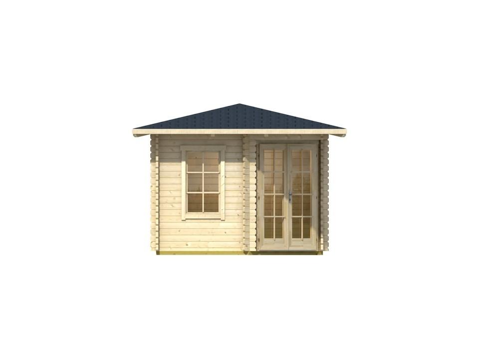 carport silverstone 355 x 604 direct abris. Black Bedroom Furniture Sets. Home Design Ideas
