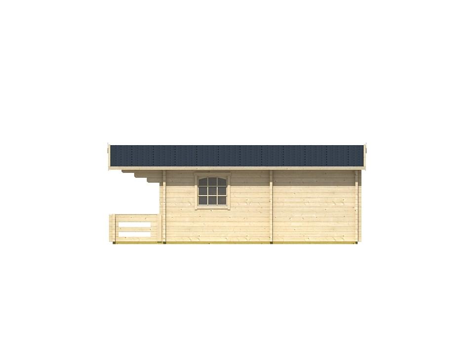 Coffre de jardin 180 x 70 - 19 mm - Direct Abris