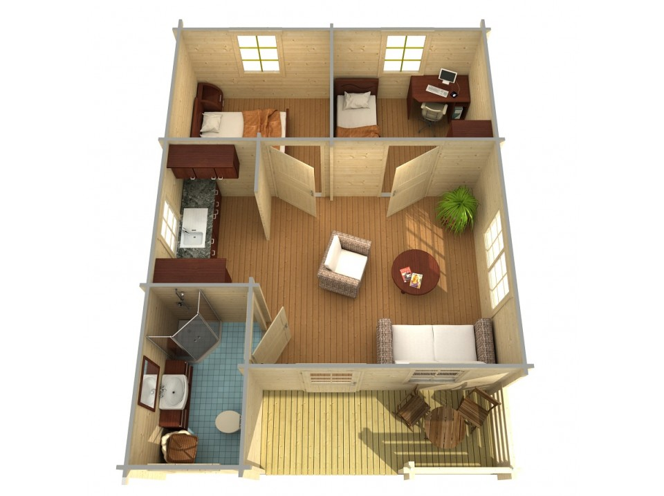 abri de jardin nelson 7 28mm direct abris. Black Bedroom Furniture Sets. Home Design Ideas