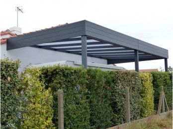 Carport PALERME - 340 x 510 cm, carport - Direct-abris