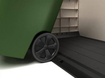 Carport VERONE - 635 x 541