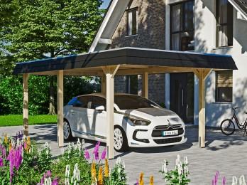 Abri auto design MODENE - 1...
