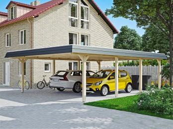Abri auto design MODENE - 2...