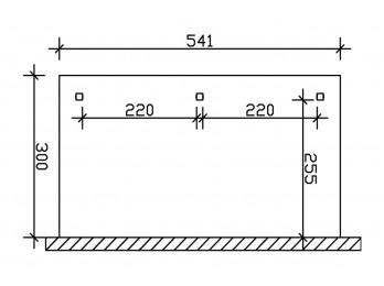 Abri de jardin ADELAIDE 9 - 40mm, abri-de-jardin-en-bois - Direct-abris