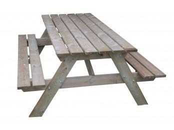 Table pique-nique 180 cm...