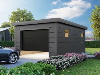 Garage métal TANOS 19 m2