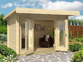 Abri de jardin EVIAN 7 m² -...