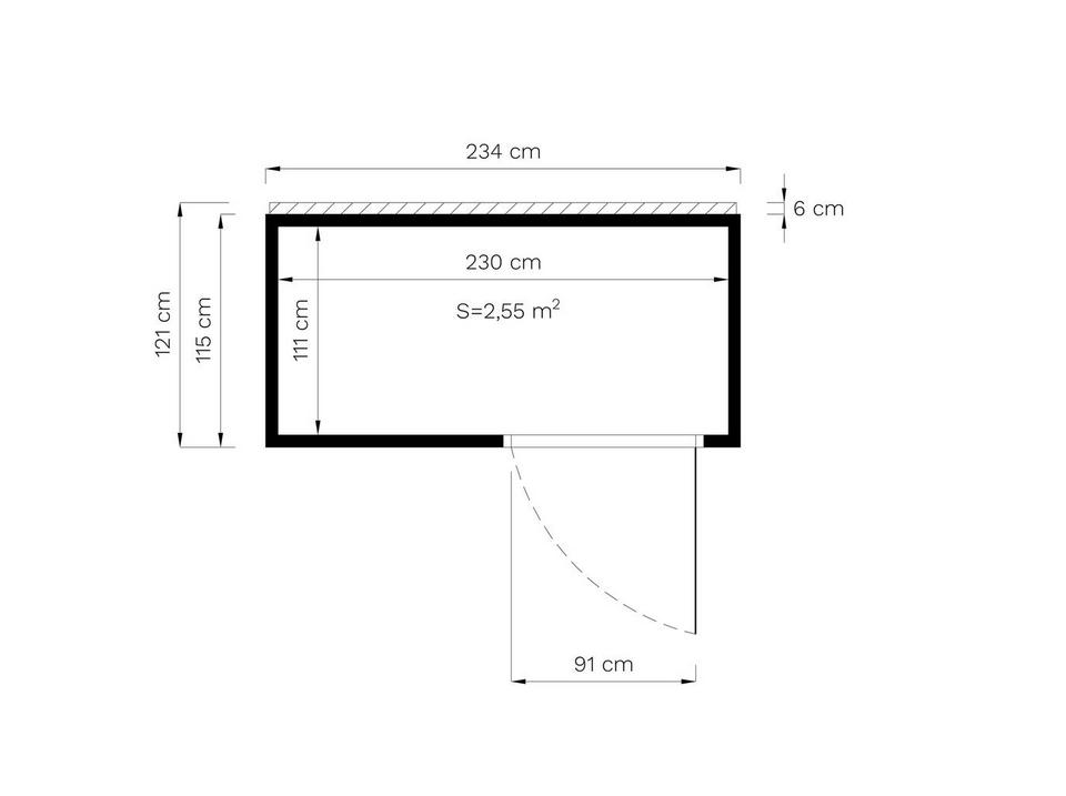 pergola aluminium namelis profondeur 3m 4x3m direct abris. Black Bedroom Furniture Sets. Home Design Ideas