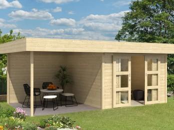 Abri de jardin LOUISE 16 m²...