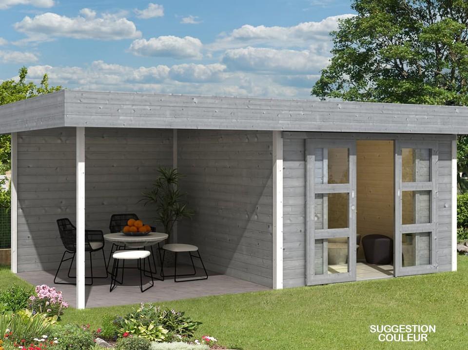bureau de jardin durban 17 44mm direct abris. Black Bedroom Furniture Sets. Home Design Ideas