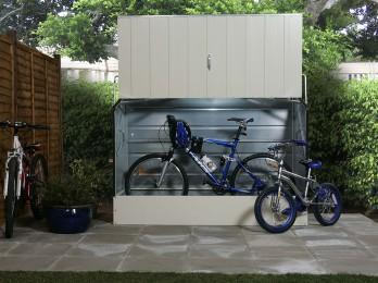 Abri à vélos en métal 1.74 m²