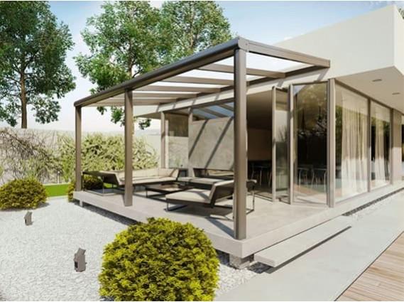 chalet de jardin design et moderne