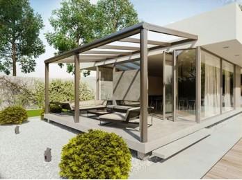Bureau de jardin PALMERA, bureau-de-jardin - Direct-abris