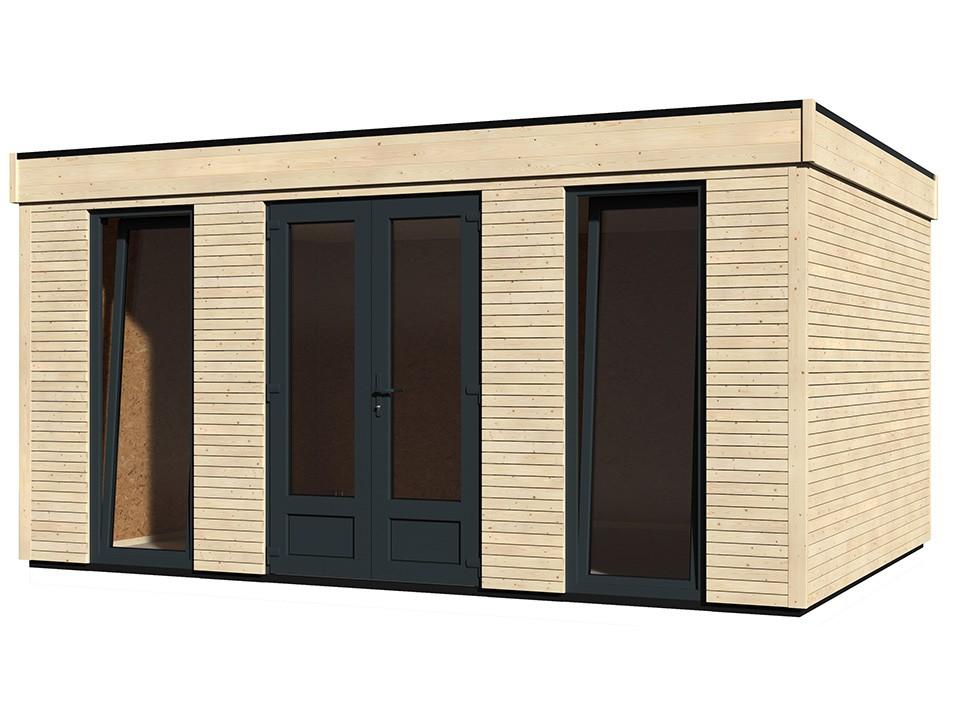 pergola aluminium namelis profondeur 4m 6x4m direct abris. Black Bedroom Furniture Sets. Home Design Ideas