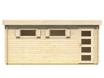 Maison de jardin ROXEN 46 - 70 mm