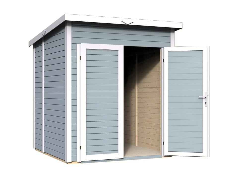 maison de jardin naroa 44 70 mm direct abris. Black Bedroom Furniture Sets. Home Design Ideas