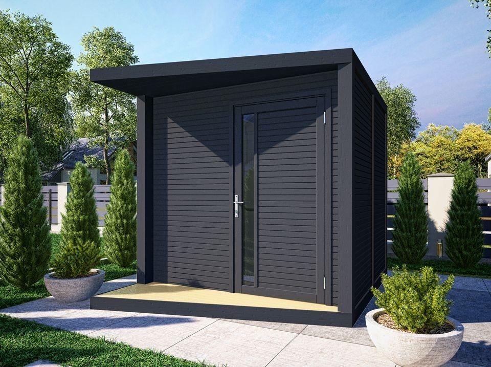 chalet en bois bern 27 45 mm direct abris. Black Bedroom Furniture Sets. Home Design Ideas