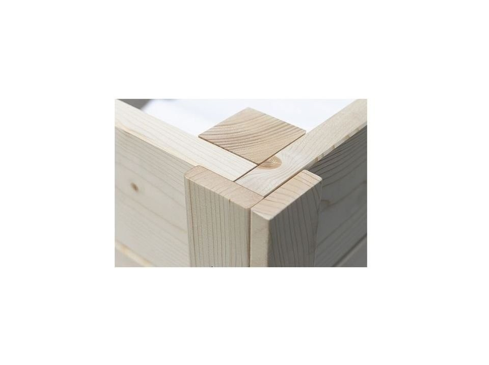 Chalet en bois st moritz 24 45 mm direct abris for Maison en bois 60m2